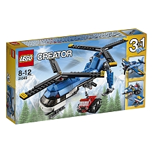 LEGO® Creator - L'hélicoptère à double rotor - 31049 - Lego