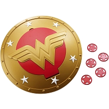 DC Super Héro Girls - Bouclier de Wonder Woman - Mattel