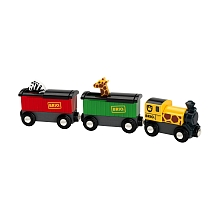 Train safari - BRIO