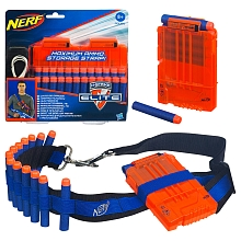 Nerf Elite - Kit Bandoulière Porte Munition - Hasbro