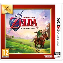 The Legend of Zelda Ocarina of Time 3D - Nintendo