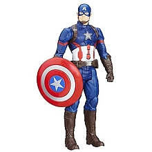 Avengers - Figurine électronique Captain America - Hasbro