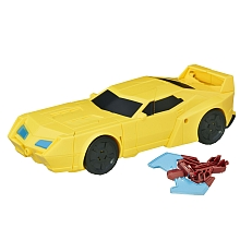 Transformers - Power Hero Transformers Bumblebee - B7069 - Hasbro