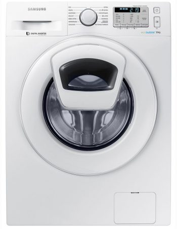 Lave-linge frontal connecté Add Wash WW80K5413WW - Samsung