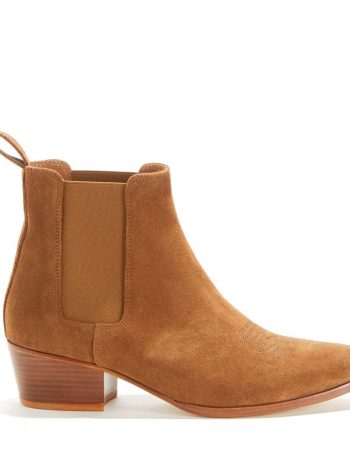 Boots cuir - ANTHOLOGY PARIS