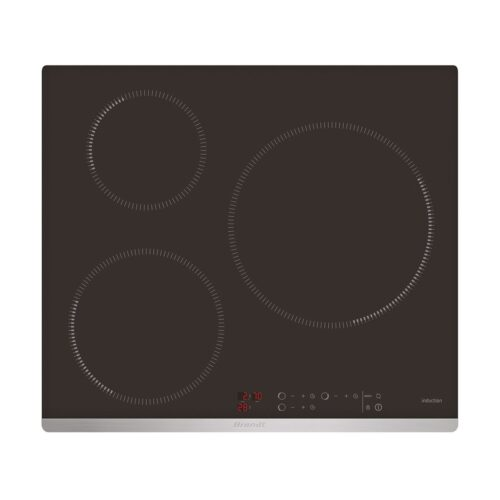 Table de cuisson induction BPI6320X - Brandt