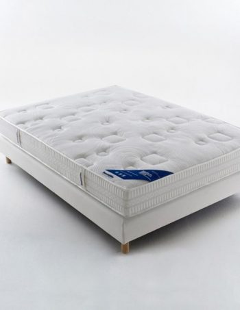 Matelas mousse HR grand confort ferme 7 zones de c - Dunlopillo
