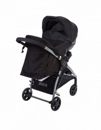 Poussette trio Step&Go Full black - SAFETY FIRST