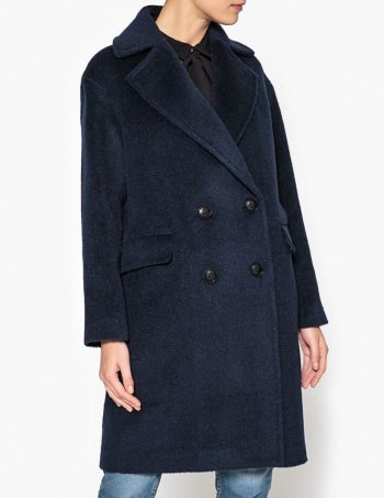 Manteau long GESSICA - LA BRAND BOUTIQUE COLLECTION