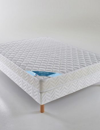 Ensemble matelas mousse + Sommier - REVERIE