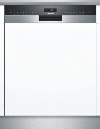 Lave-vaisselle intégrable SN558S02ME inox - Siemens