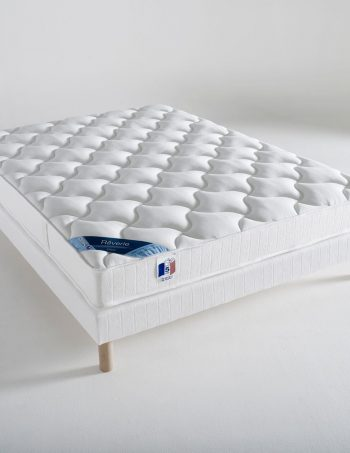 Ensemble matelas latex + Sommier - REVERIE