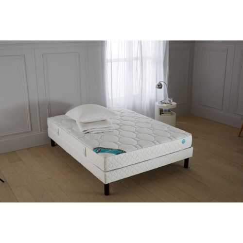 Matelas latex grand confort ferme 3 zones