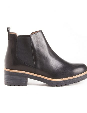Boots cuir - SESSUN