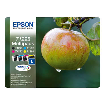 Pack Cartouches EPSON T1295 - Epson