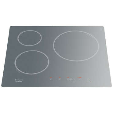 Table de cuisson induction 3 foyers HOTPOINT KIC631CICES - Hotpoint-Ariston