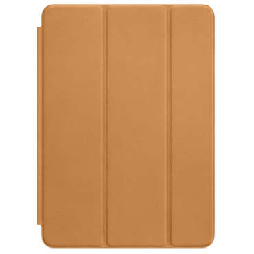 iPad Smart Cover cuir  APPLE coloris brun - Apple