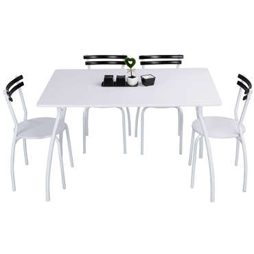 Ensemble table + 4 chaises SUN -
