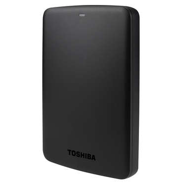 Disque dur portable TOSHIBA CANVIO BASIC 1TO - Toshiba
