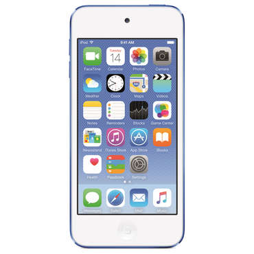 Baladeur mp3/4 APPLE IPOD TOUCH 16GO BLEU - Apple