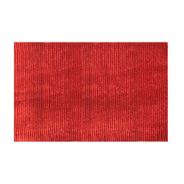 Tapis 160x230 cm GALAXY coloris rouge -