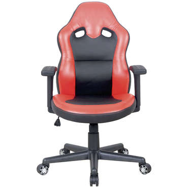 Fauteuil de bureau bicolore ESTORIL -