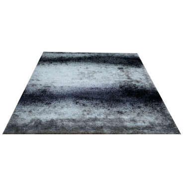 Tapis 200x300 cm MOON coloris gris -