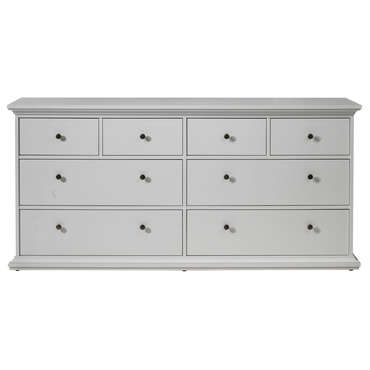 Commode HARLINGTON coloris blanc -