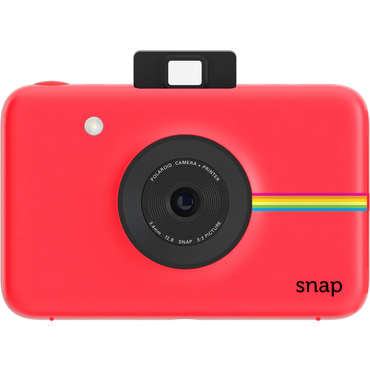Appareil photo instantané POLAROID SNAP ROUGE - Polaroid