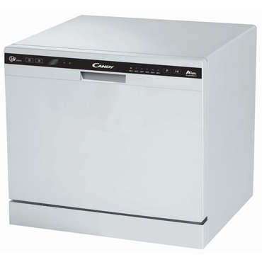 Lave vaisselle compact 8 couverts CANDY CDCP 8/E - Candy