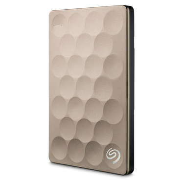 Disque Dur Portable 1000 Go SEAGATE BACKUP PLUS ULTRA SLIM 1TB - Seagate
