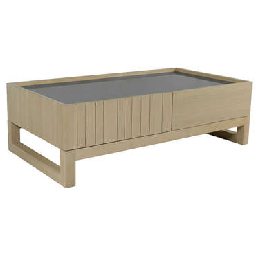 Table basse rectangulaire LEGNO -