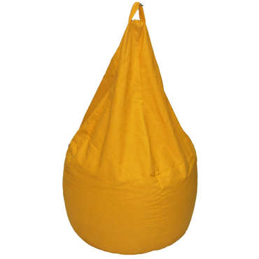 Poire PERRY coloris jaune moutarde - EASY FOR LIFE
