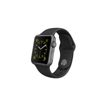 Montre connectée reconditionnée APPLE WATCH Series 1 42mm SPACE GRAY RECONDITIONNE GRADE PREMIUM - Apple