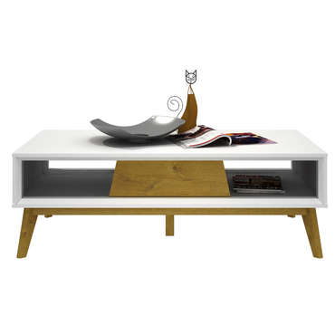 Table basse rectangulaire FORZA -