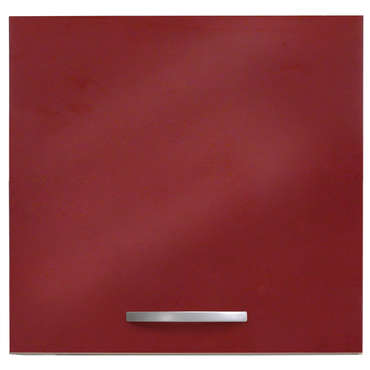 Meuble haut 60 cm SPOON GLOSSY ROUGE -