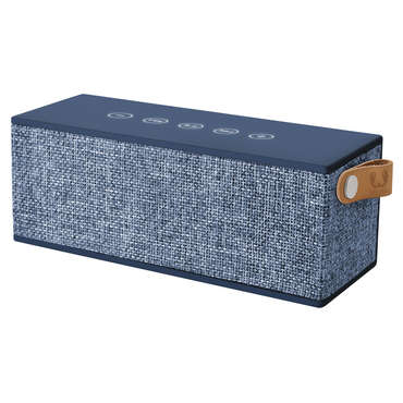 Enceinte connectée Bluetooth FRESH'N REBEL ROCKBOX BRICK BLEU - FRESH'N REBEL