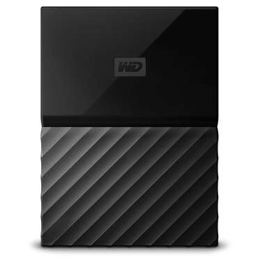 Disque dur externe 1To WESTERN DIGITAL WD MY PASSPORT NOIR - Western Digital