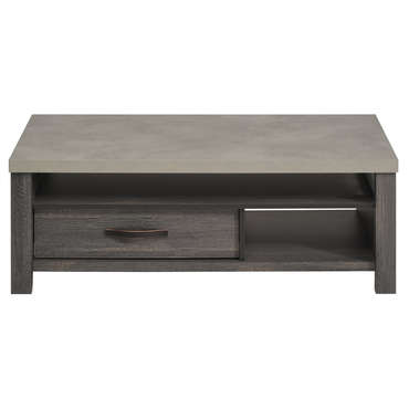 Table basse rectangulaire MAXWELL -