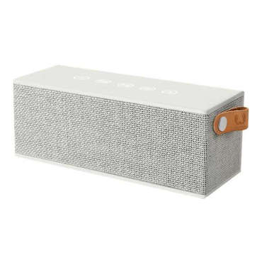 Enceinte portable bluetooth FRESH'N REBEL BRICK GRIS CLAIR - FRESH'N REBEL