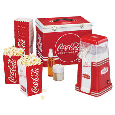 Machine à pop corn COCA COLA SIMEO CC650 - Simeo