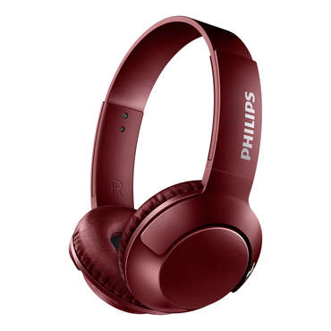 Casque sans fil micro PHILIPS SHB3075 AUBERGINE - Philips