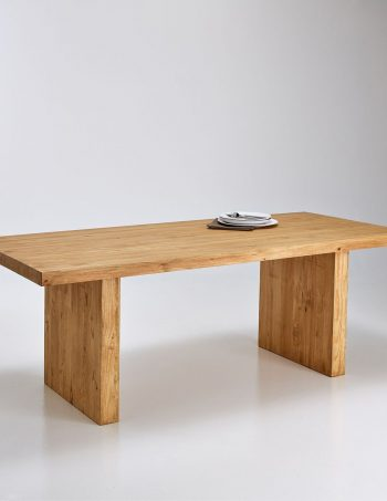 Table fixe rectangulaire