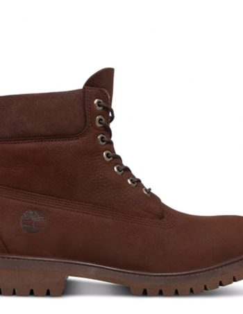 Boots cuir 6 In Premium CA1M3V - Timberland