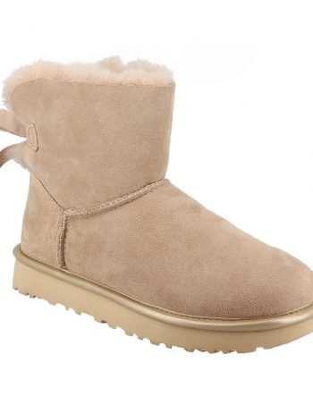 Boots Mini Bailey Bow II Metallic - Ugg