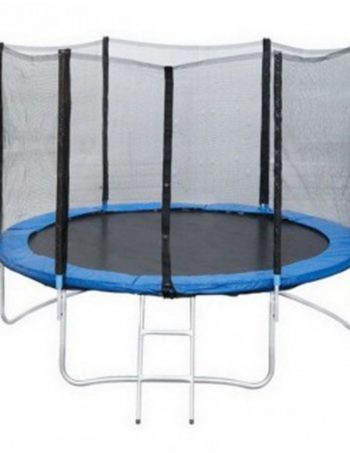 Trampoline Jump4Fun Deluxe Outside Net-6FT - JUMP4FUN
