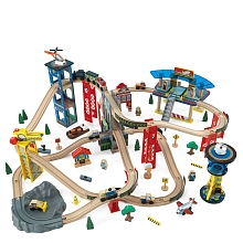 LDD Kidkraft - Ensemble de train Super Highway - Kidkraft