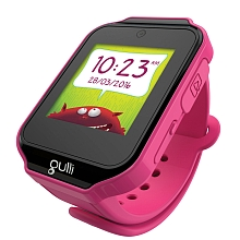 Montre Connectée - Gulli Watch - Rose - Gulli