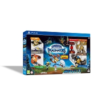 Skylanders Imaginators - Pack De Démarrage - Crash Bandicoot Edition - PS4 - Activision