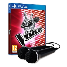 Jeu PlayStation 4 - The Voice (+ 2 Microphones) - Big Ben